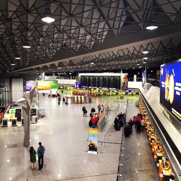 Frankfurt-Terminal