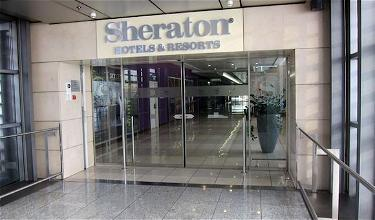 Review: Sheraton Frankfurt Airport