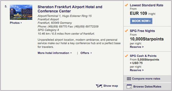 Sheraton-Frankfurt-Airport