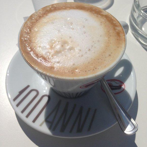 Sicily-Cappuccino