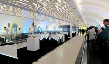 Review: Etihad Airways Business Class A330 Dusseldorf To Abu Dhabi
