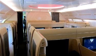 Review: Etihad Airways First Class A340-500 Abu Dhabi to Los Angeles