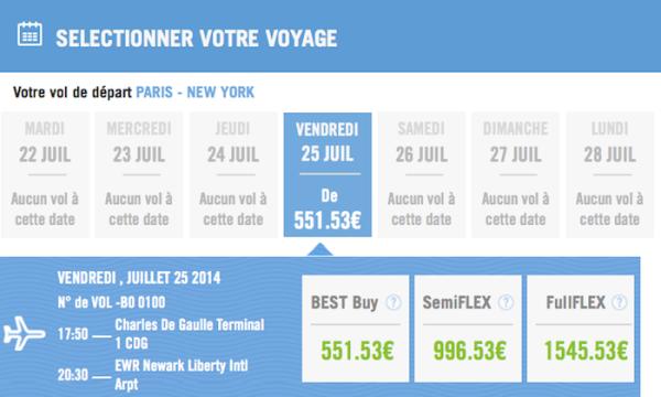 Booking-La-Compagnie-Ticket-2