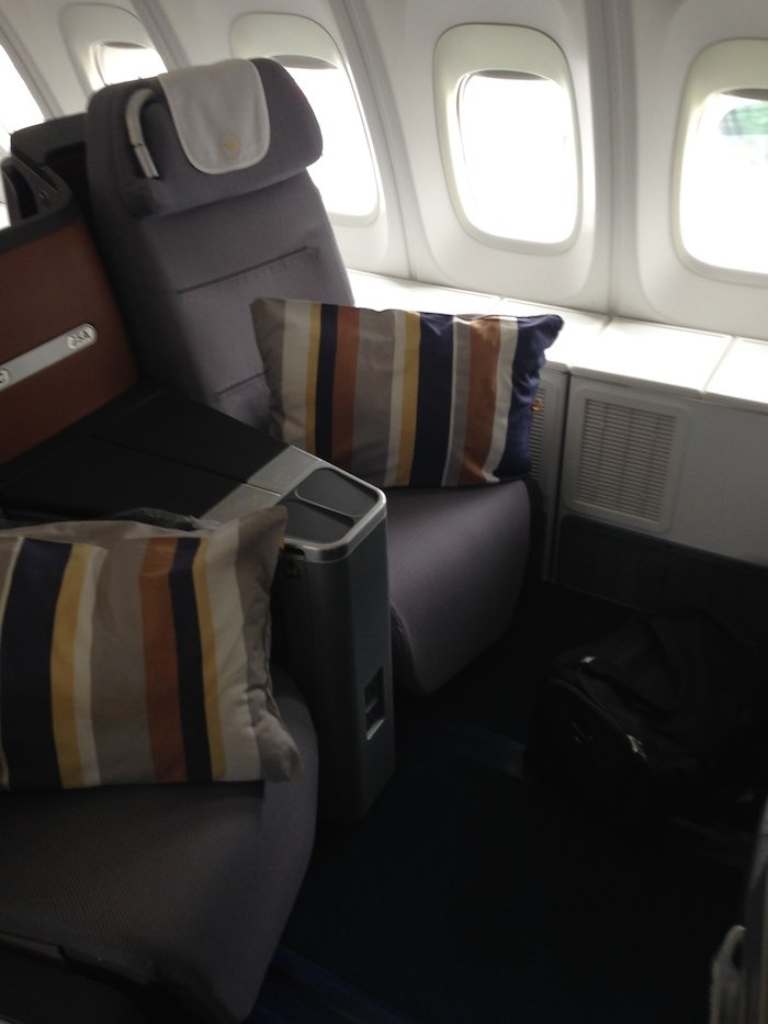 LH Seat