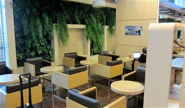 Review: LOT Polish Business Class Lounge Warsaw