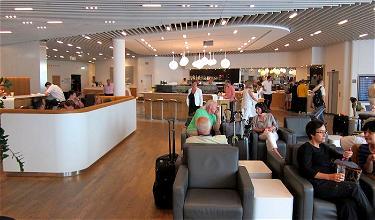 Review: Lufthansa Business Class Lounge Frankfurt