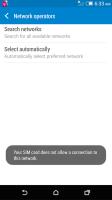 T-Mobile HK No Network