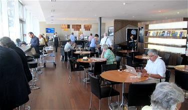 Review: Swiss Panorama Lounge Zurich