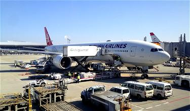 How Turkish Airlines Is Handling The Electronics Ban