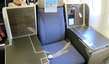 Review: Brussels Airlines Business Class A330 Brussels To Frankfurt