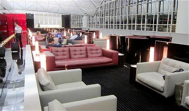 How To Know If You Have Lounge Access On International Itineraries
