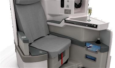 Finnair A350 Business Class Revealed