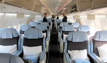Review: La Compagnie Business Class 757 Paris To Newark