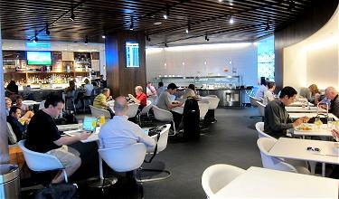 Review: AmEx Centurion Lounge Las Vegas Airport