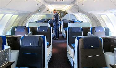 Review: KLM Business Class 747-400 Amsterdam To Chicago