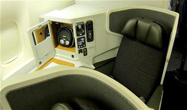 Review: American Business Class 777-300ER Hong Kong to Dallas