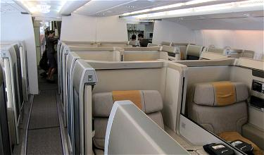 Asiana Will Sell Memberships Offering Unlimited First Class Upgrades