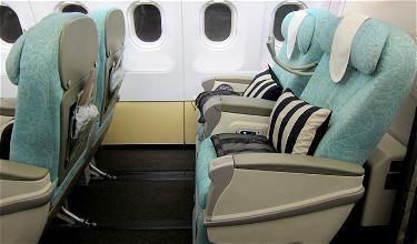 Review: Etihad Airways Business Class A320 Abu Dhabi to Cairo