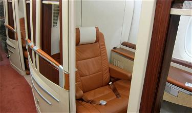 The Secret Of Flying Singapore Suites