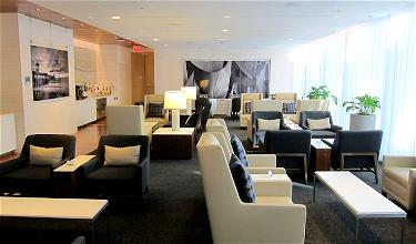 Review: Star Alliance First Class Lounge Los Angeles Airport LAX