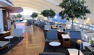 Review: Star Alliance Business Class Lounge Los Angeles Airport LAX