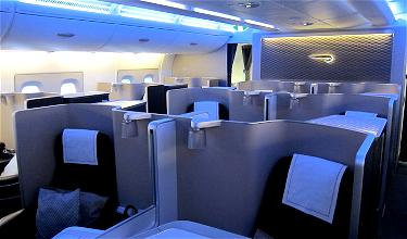 British Airways' New First Class Coming To 787-9 Later This Year