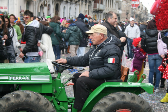 Italian-tractor