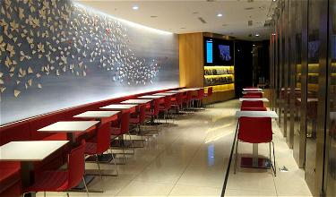 Review: Air Canada Maple Leaf Lounge Frankfurt Airport FRA