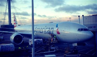 American's New Los Angeles To Hong Kong Flight Now Bookable