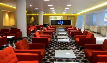 Review: Qantas First Class Lounge LAX
