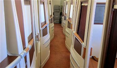 Review: Singapore Airlines Suites Class A380 Frankfurt To New York
