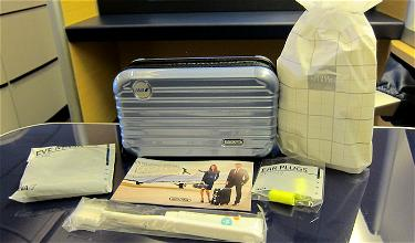 Can You Ask For Extra Amenity Kits In Business Class?