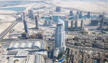 Review: Lunch At At.mosphere Burj Khalifa Dubai