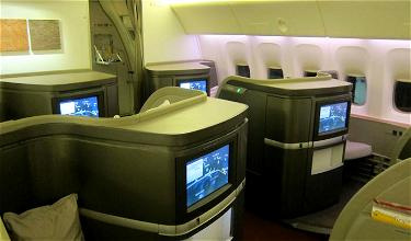 Best Seats In Cathay Pacific First Class
