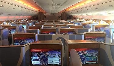 Update Regarding Emirates First Class Awards Using Alaska Miles