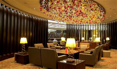 Emirates Is Now Selling First Class Lounge Access In Dubai