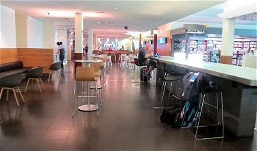 Review: Qantas Club Melbourne MEL