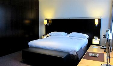 Review: Andaz London Liverpool Street Hotel