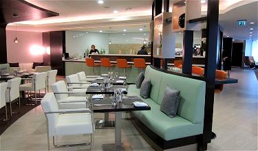 Review: Etihad Airways Lounge London Heathrow Airport