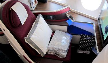 American's New(est) Business Class Seat Revealed
