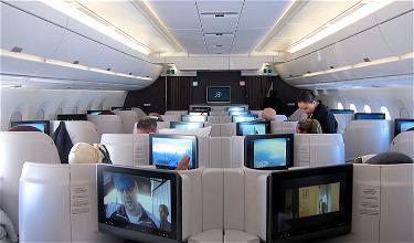 Review: Qatar Airways Business Class A350 Doha To Frankfurt