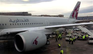 """Qatar Airways Is Flying To Atlanta To """"Rub Salt In The Wound"""" Of Delta"""