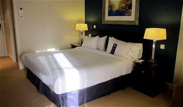 Review: Sheraton Skyline Hotel London Heathrow