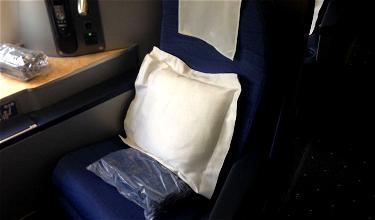 Review: US Airways Business Class A330 Frankfurt To Philadelphia