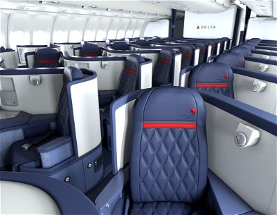 A330 Delta One