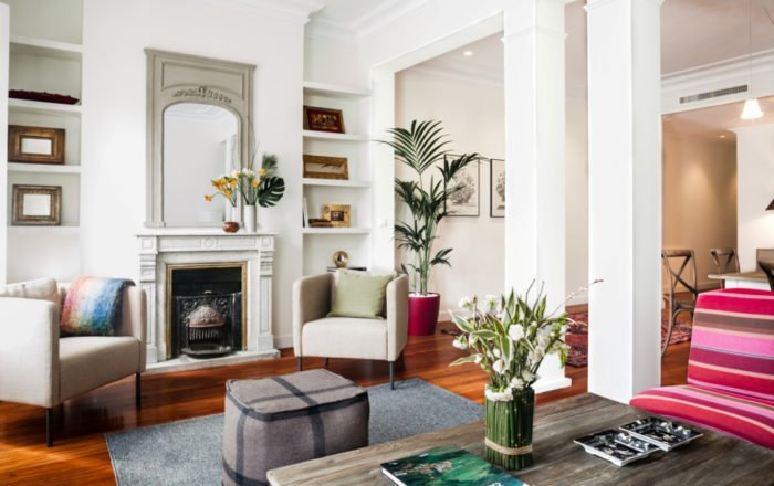 Our short-term rental apartment in Madrid