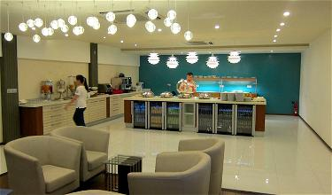 Review: Domestic Maldivian Moonimaa Lounge Male Airport