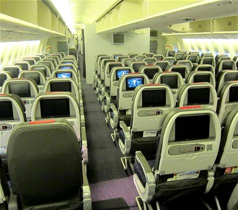 American Now Lets You Buy Up To Preferred Seats On Saver Award Tickets