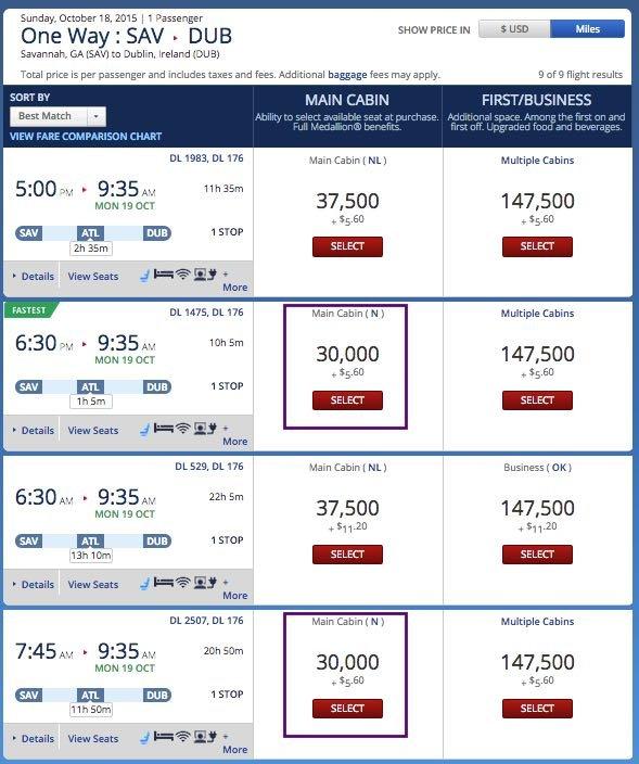 Delta-SkyMiles-Award-Pricing-11