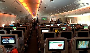 Emirates Will Start Charging For Advance Seat Assignments On Many Fares